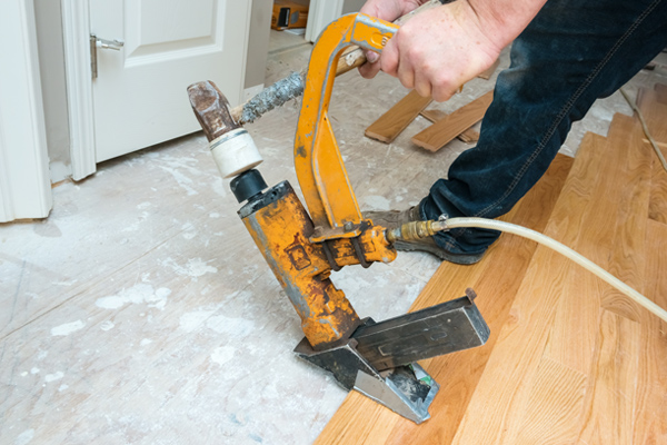 Our installers are skilled and professional.