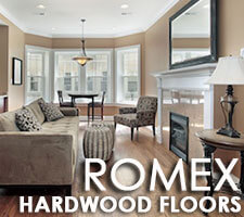 Hardwood flooring faqs by Romex.