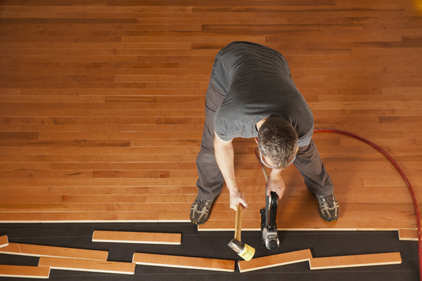 Romex Hardwood Floors Marietta calls us first
