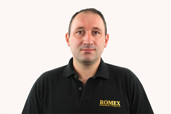 Meet owner Bogdon Ardelean of Romex Floors